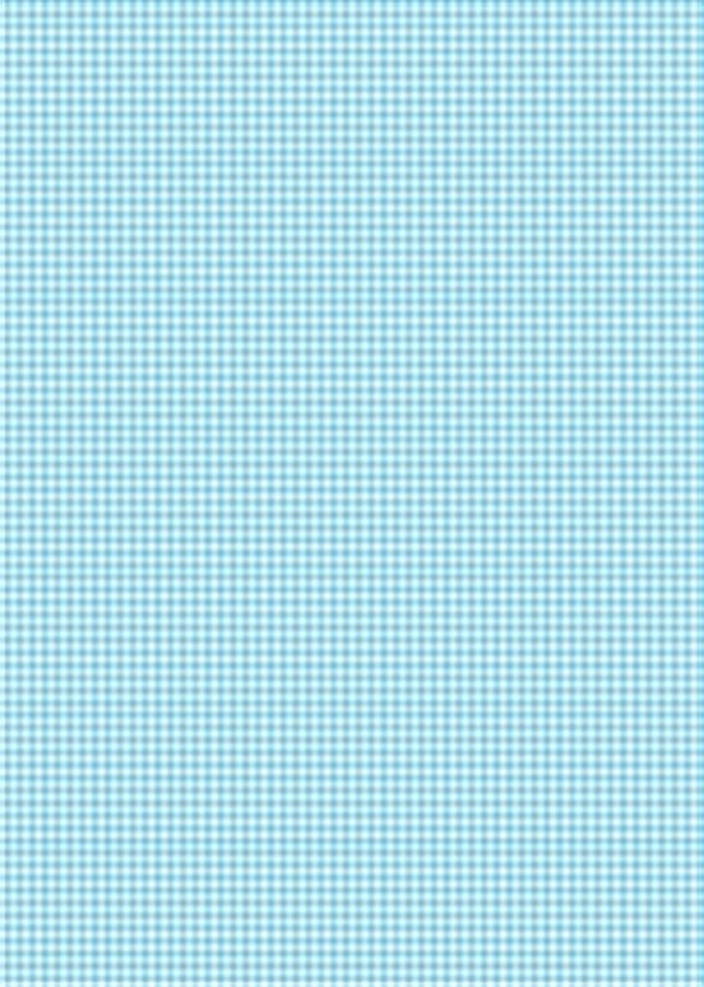 Tecido Xadrez Azul 1m