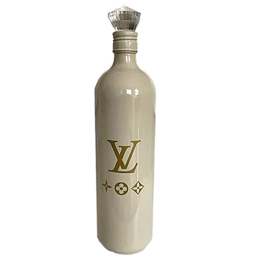 Garrafa Louis Vuitton 34x8cm