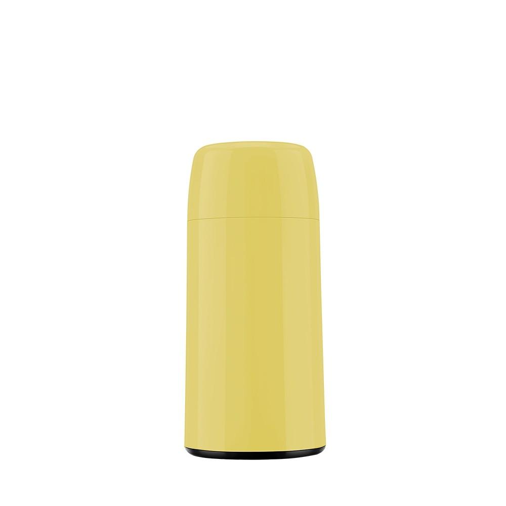 Garrafa Térmica Mini Amarela 250 ml