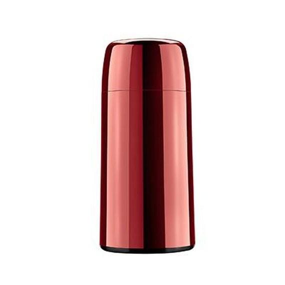 Garrafa Térmica Mini Vermelho Metalizado 250 ml