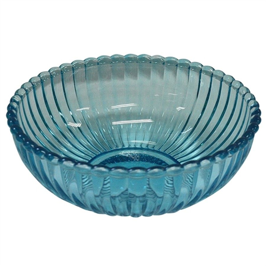Bowl de Vidro Azul 20cm