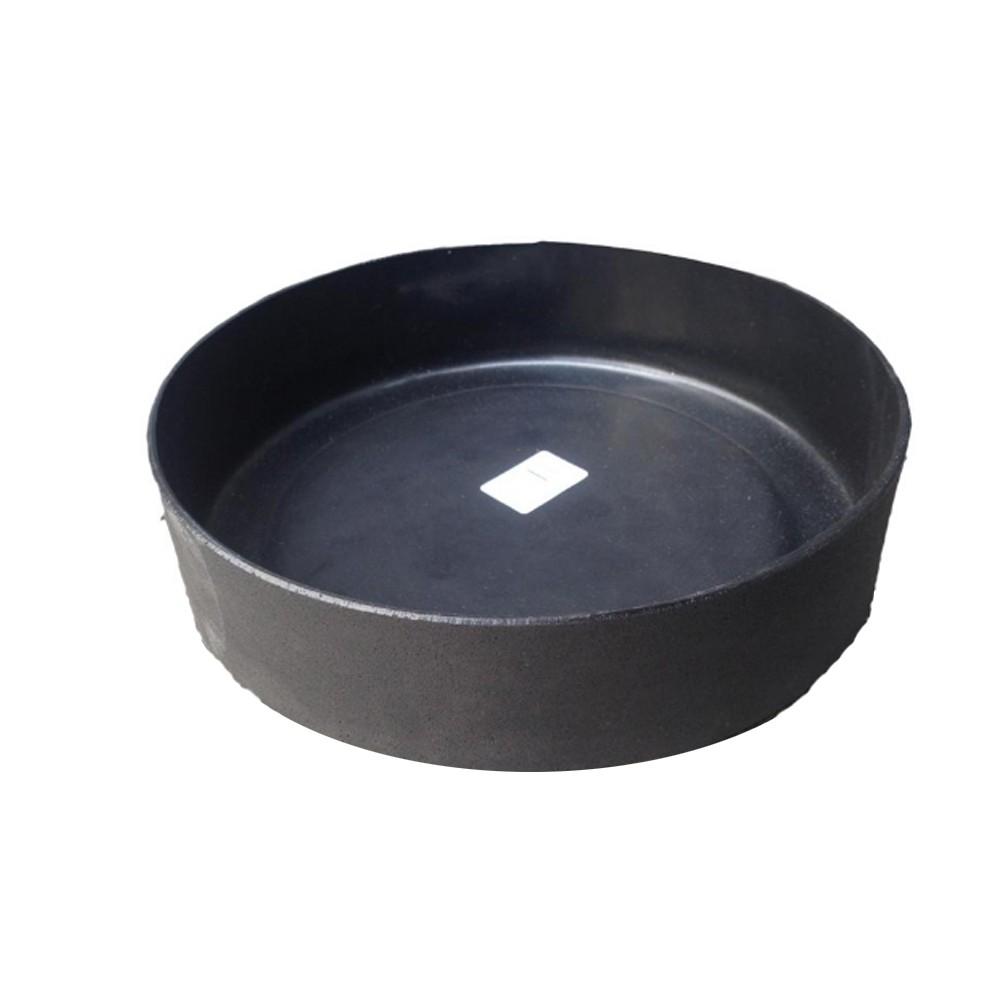 Base vaso Preto 23cm