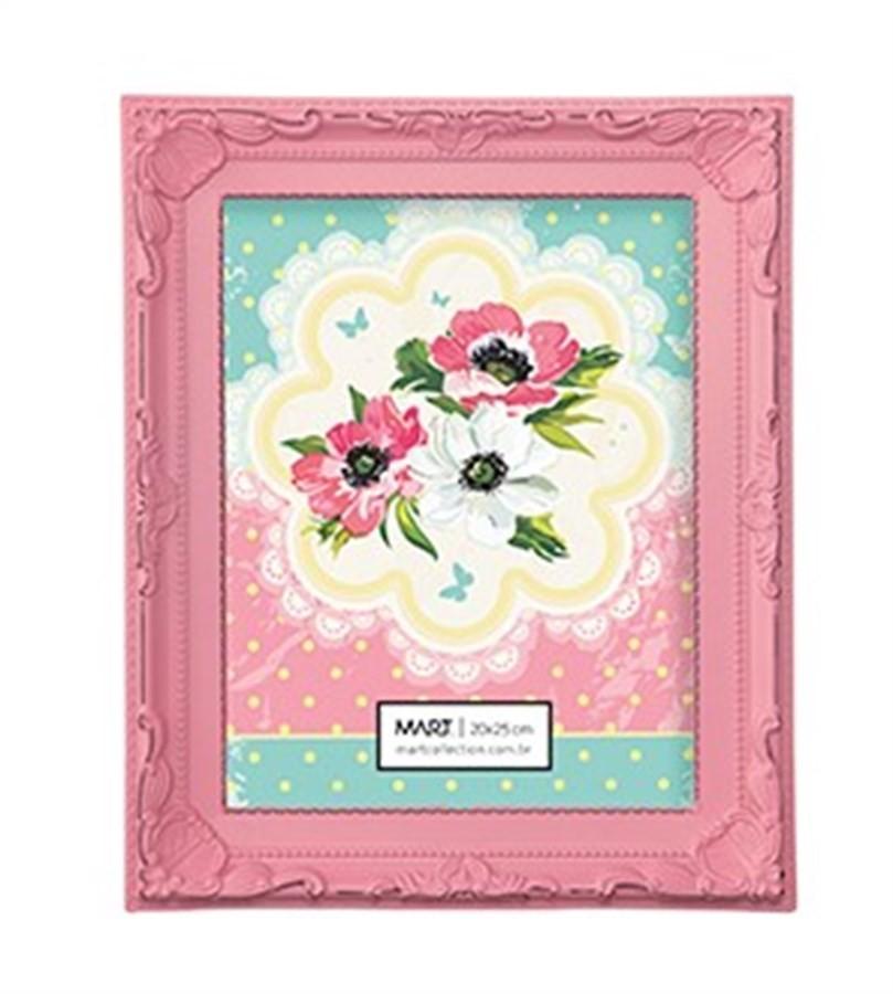 Porta Retrato Candy Rosa 20x25cm