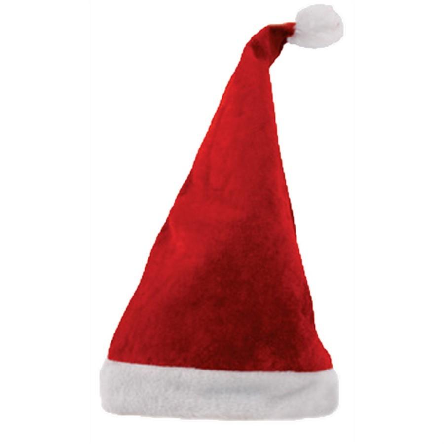 Gorro Papai Noel 40cm