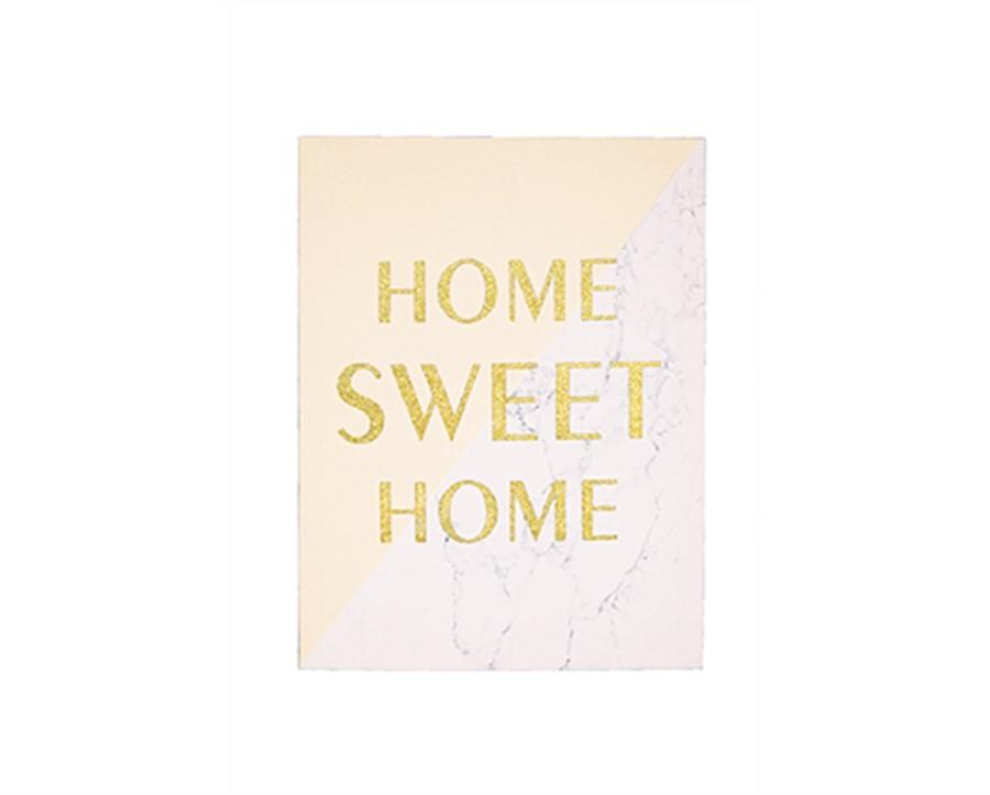 Quadro Home sweet home I