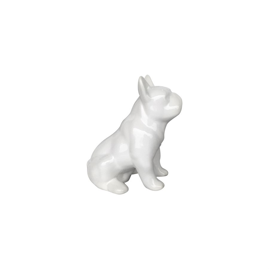 BullDog Cerâmica Frances Branco