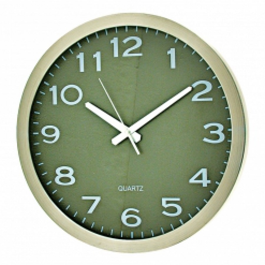 Relógio de Parede Alumínio 41CM