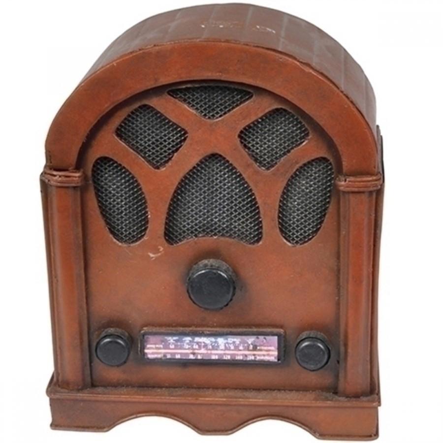 Miniatura Rádio Retrô