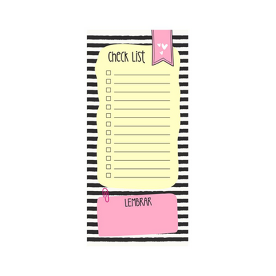 Notepad ` Check List`