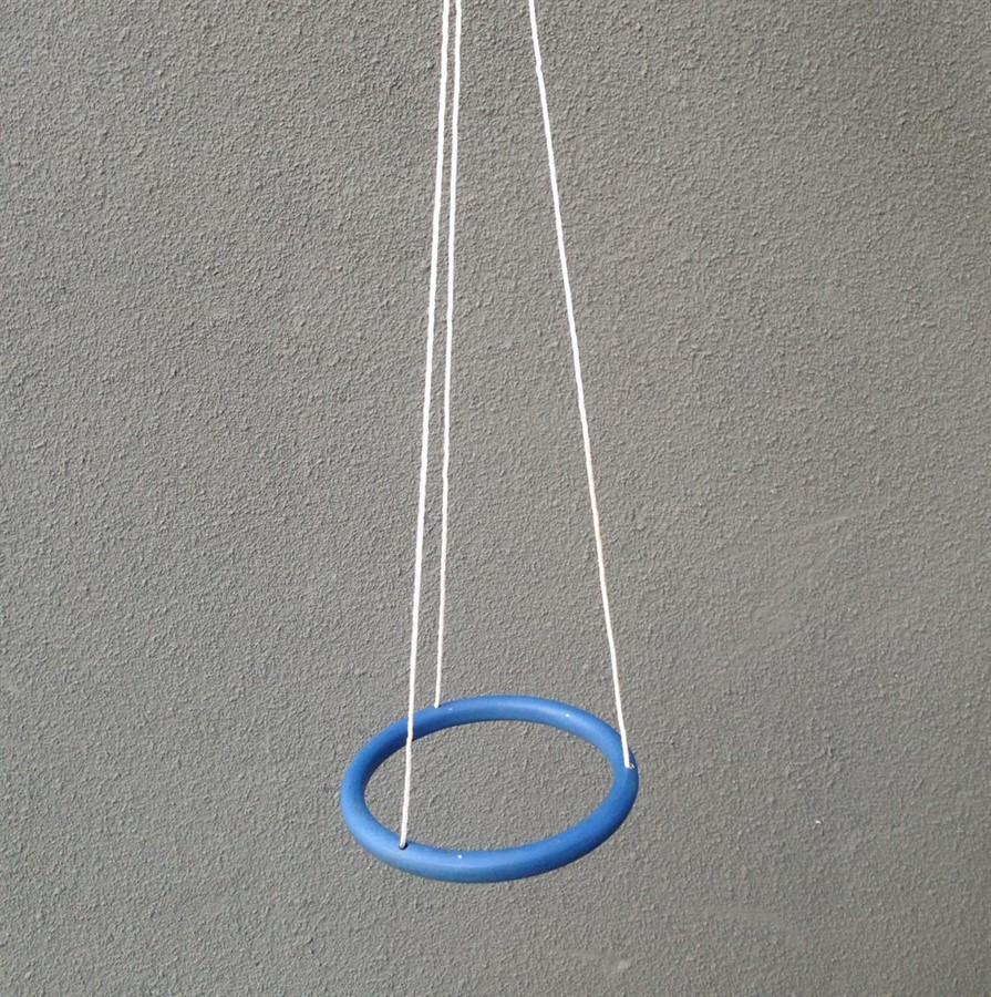 Suporte Vaso Azul
