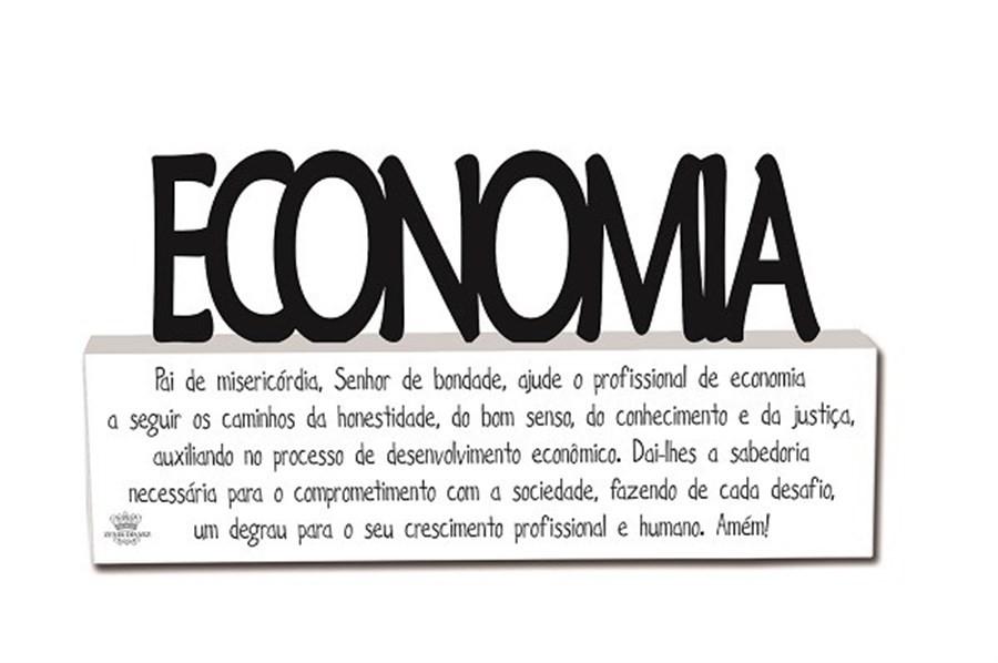 Bloco Profissões Economia