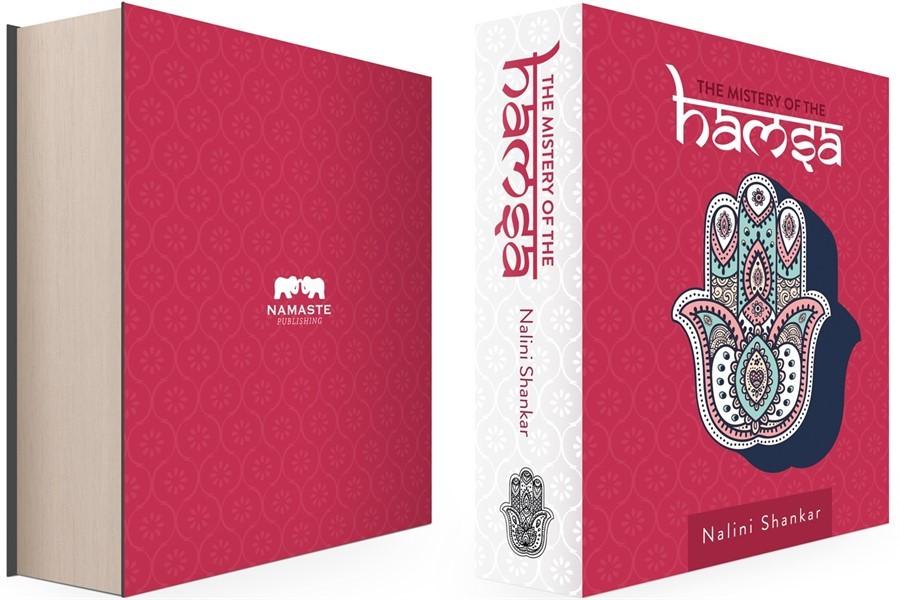 Caixa Livro Hamsa Mistery