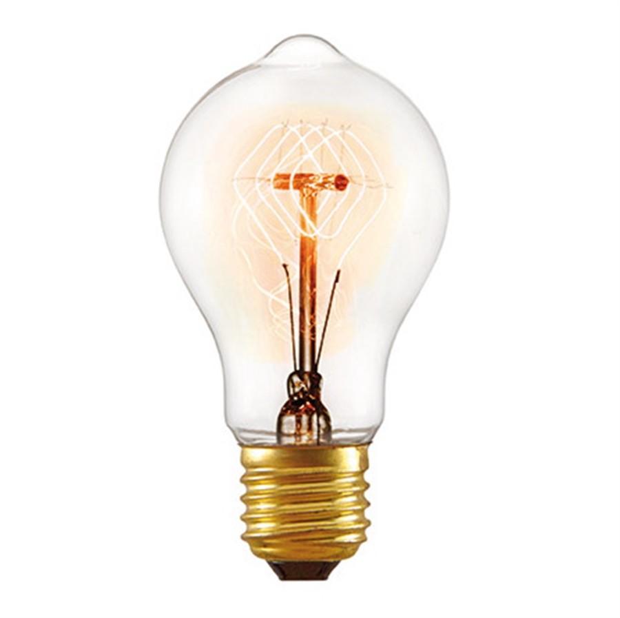 Lâmpada Industrial Edison E27 com 40W
