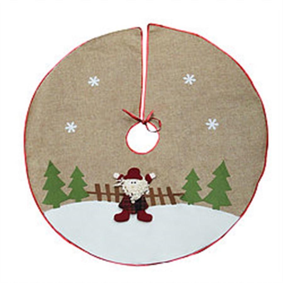 Saia árvore de Natal