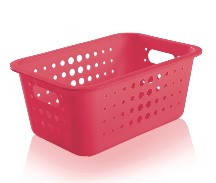 Caixa Organizadora M Pink