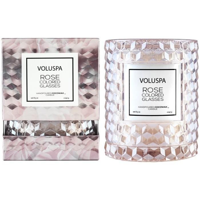 Voluspa Redoma 55 Horas Rose Colored Glasses