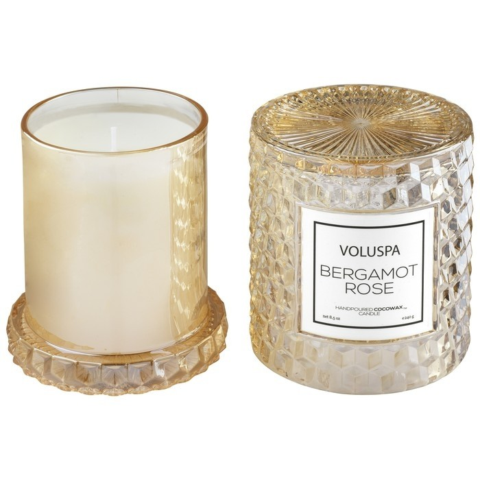 Voluspa Redoma 55 Horas Bergamot Rose