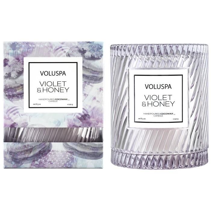 Voluspa Redoma 55 Horas Violet e Honey