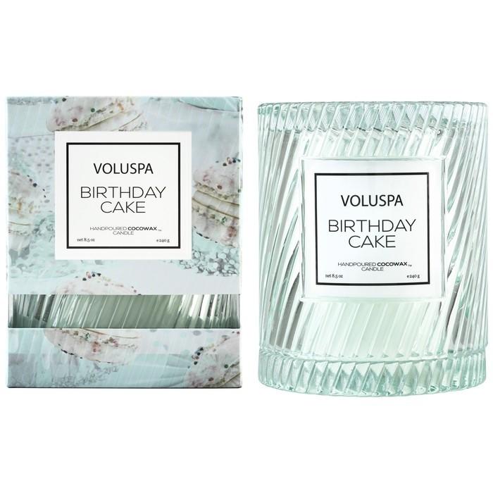 Voluspa Redoma 55 Horas Birthday Cake