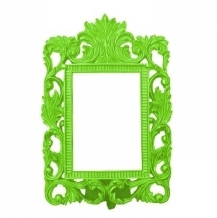 Porta Retrato Luiz XVI Verde 13x18cm