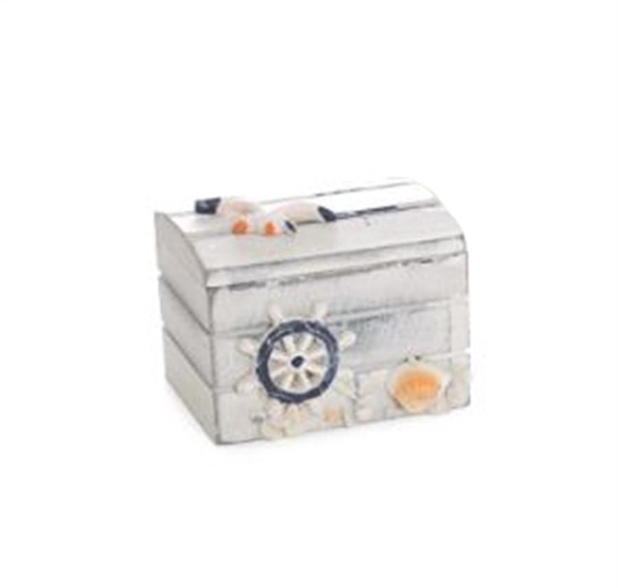 Mini Caixa Decorativa Marinheiro
