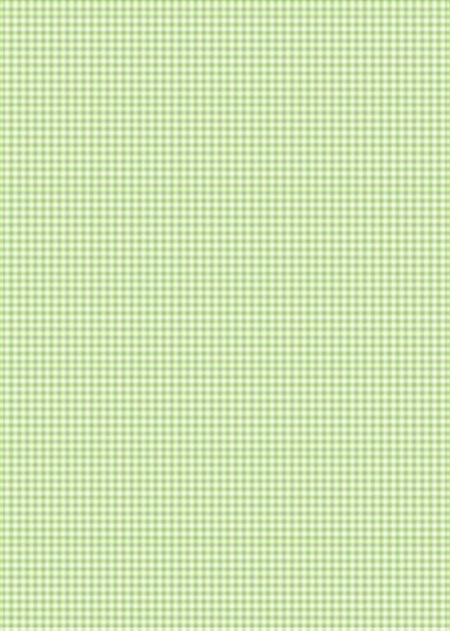 Tecido Adesivo Xadrez Verde 1m