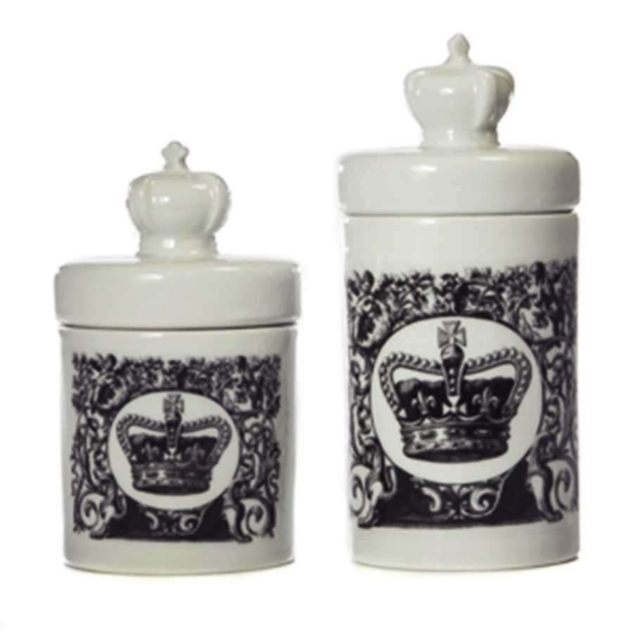 pote de banheiro kit baby maternidade coroa