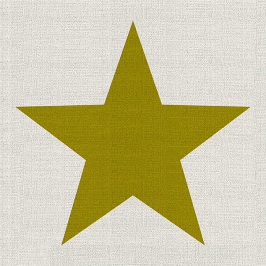 Guardanapos de Papel Estrela Dourada 20pçs