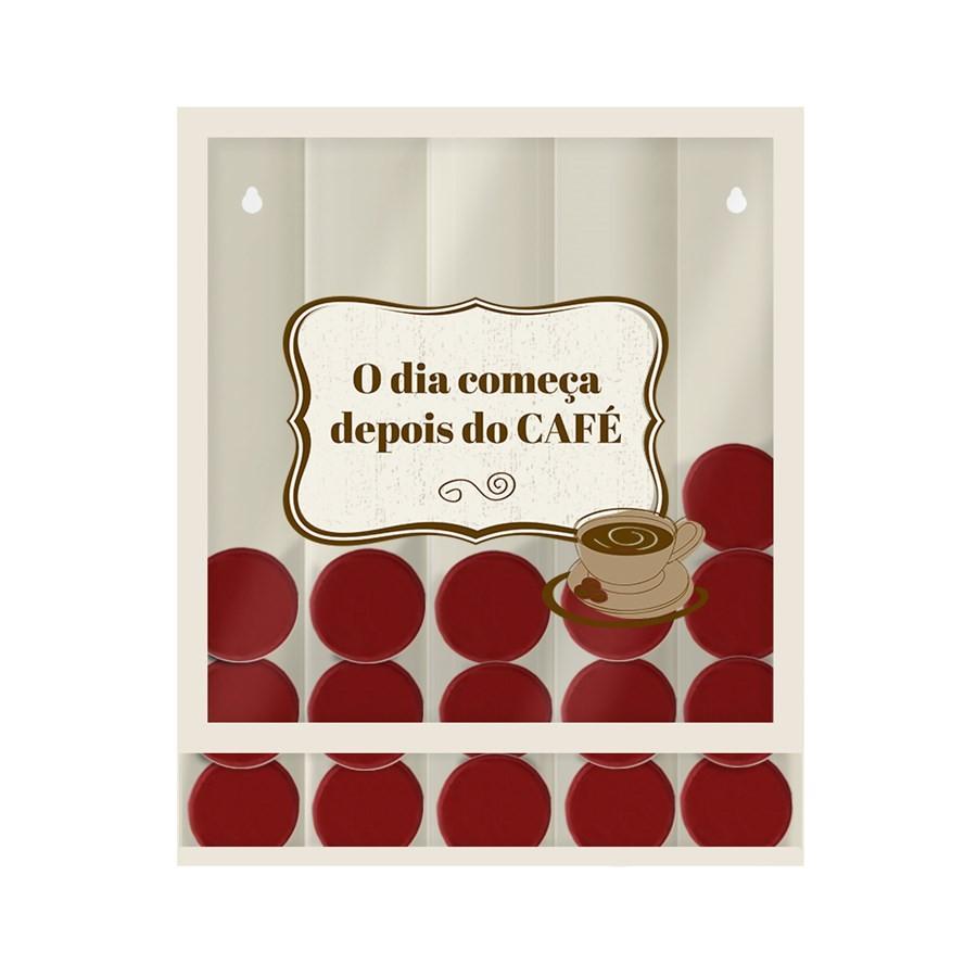 Porta Cápsulas Café O Dia