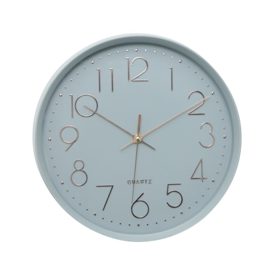 Relógio Edge Cinza 30cm