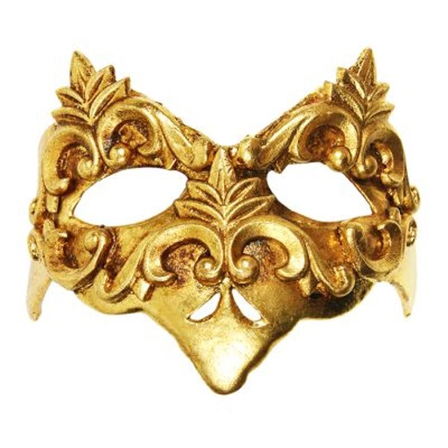 Máscara Gold