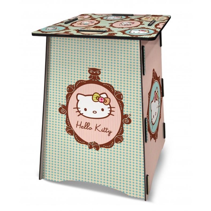 Banco Mesa Hello Kitty