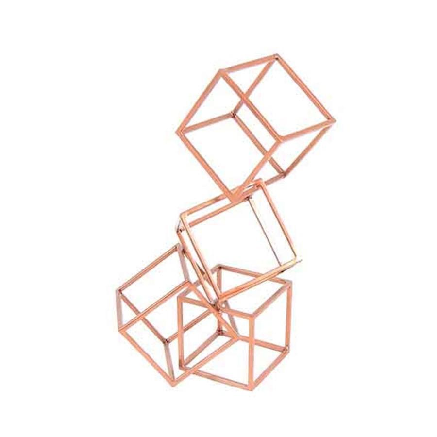 Escultura Geométrica 33cm
