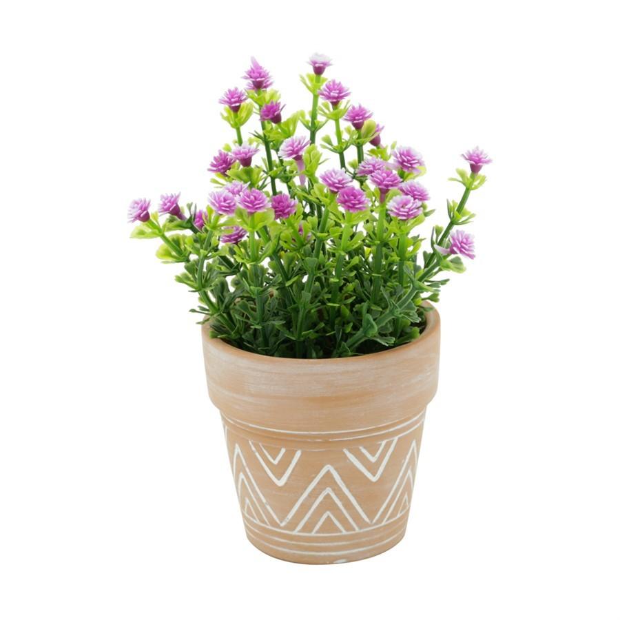 Mini Vaso Terracota  7x7cm