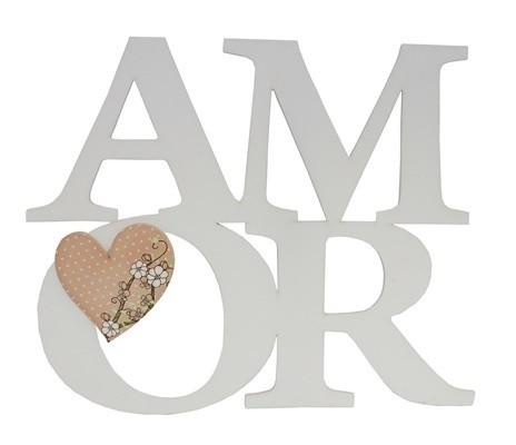 Amor de Parede com Coração