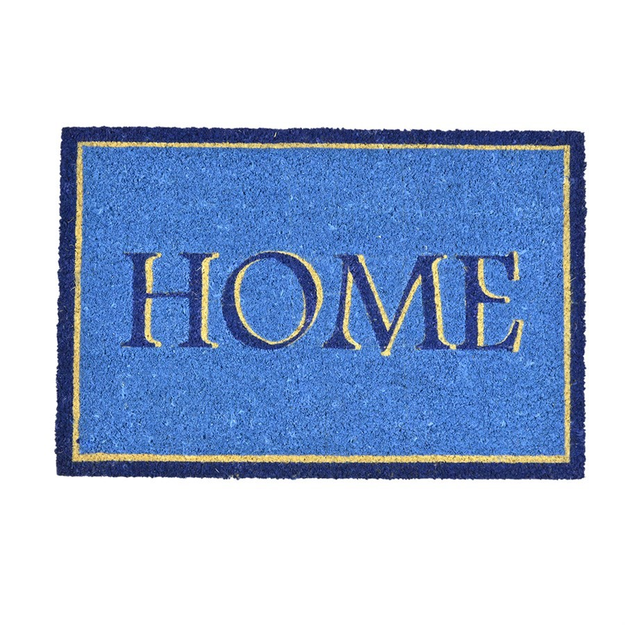 Capacho Home Azul