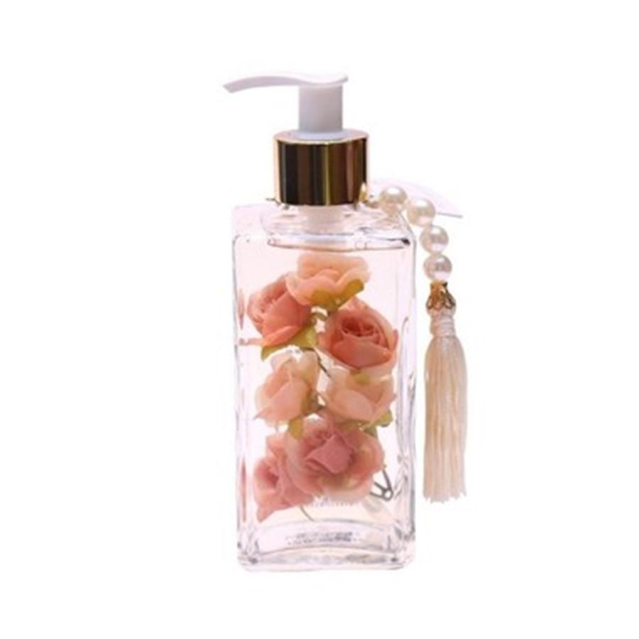Sabonete Liquido Mini Rosas 250 ml