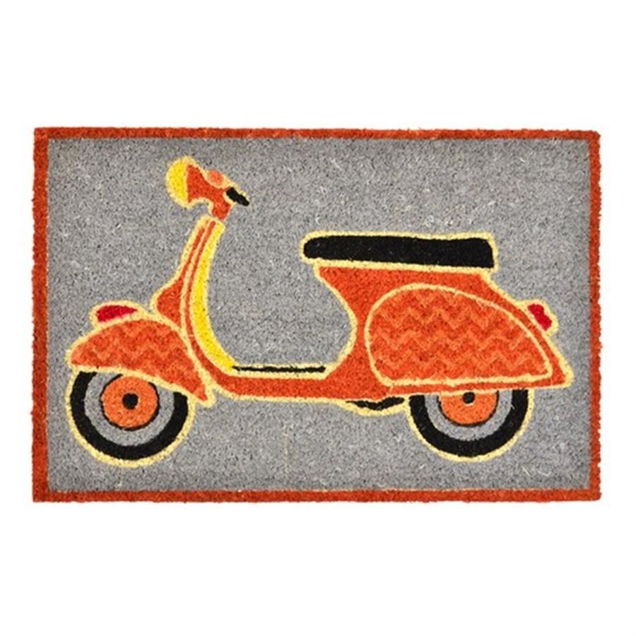 Capacho  Scooter Laranja