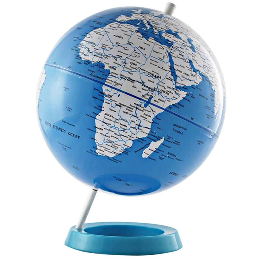 Globo Mapa Mundi Azul 34cm