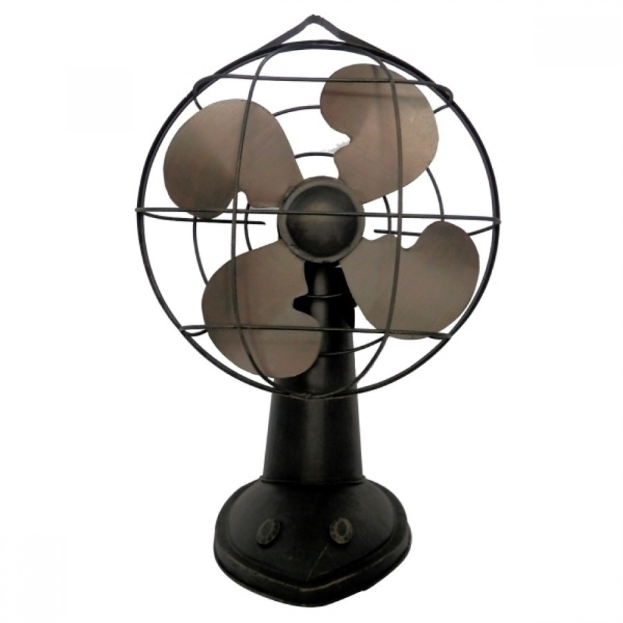 Mini Ventilador Retrô