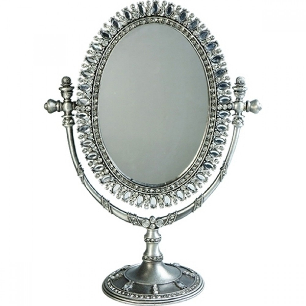 Espelho Decorativo com Cristais