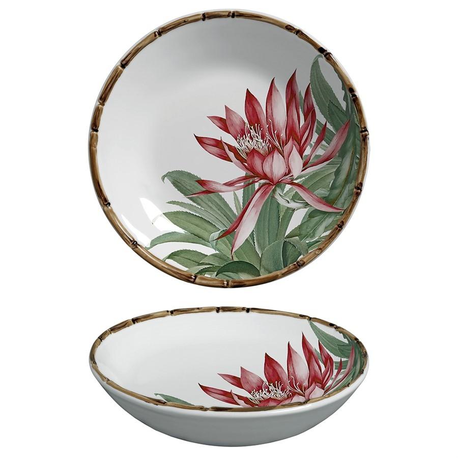 Bowl Grande Abacaxi Flor