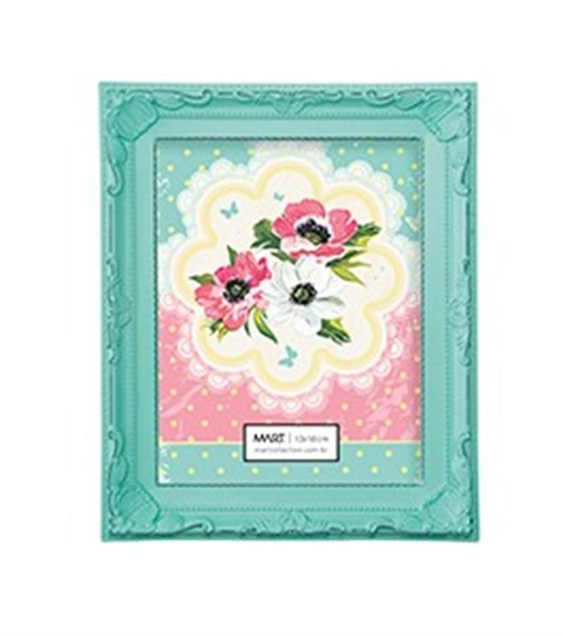 Porta Retrato Candy Verde 13x18cm