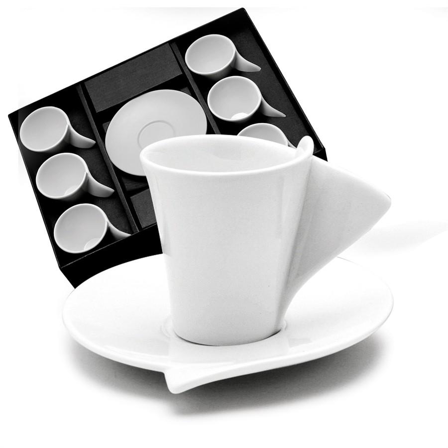 Jogo de Xícaras para Café Lyon 12pçs