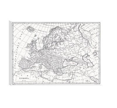 Quadro Europa P&B