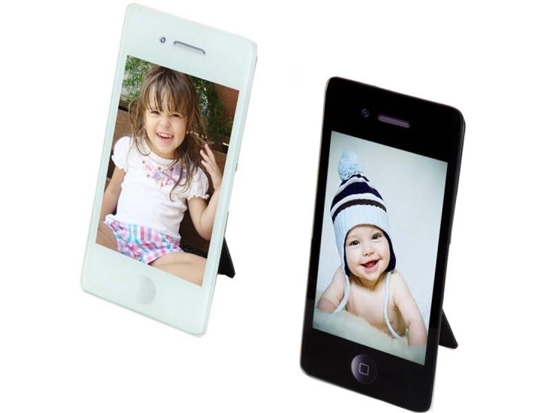 Porta Retrato IPhone Preto