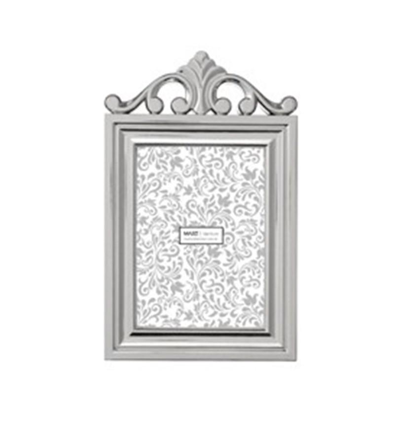 Porta Retrato Prata 10x15cm