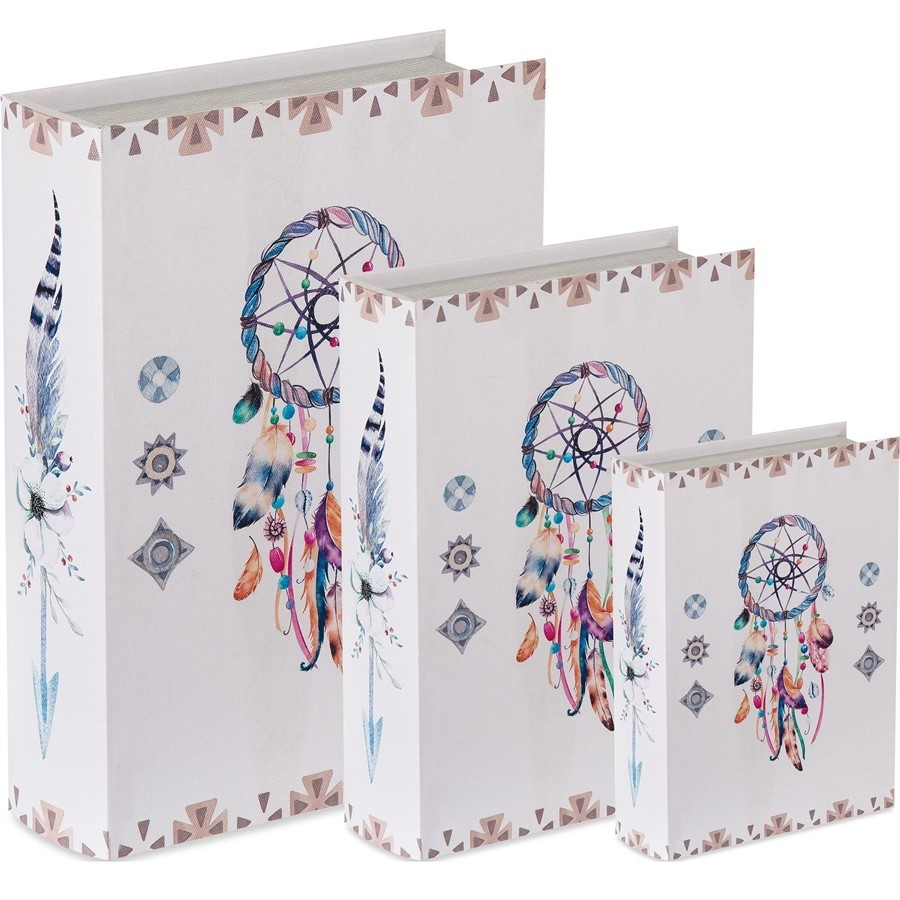 Caixa Livro Filtro dos Sonhos