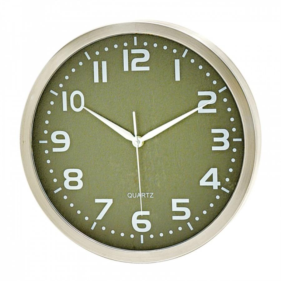 Relógio de Parede Aluminium 30,5CM