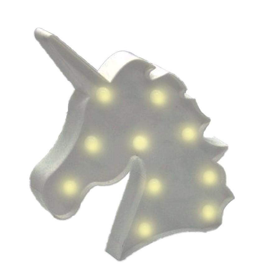 Unicórnio Luminária